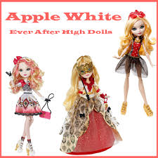 Ever After High Apple White Doll Unique And Funky Gifts Ever After High Dolls Apple White