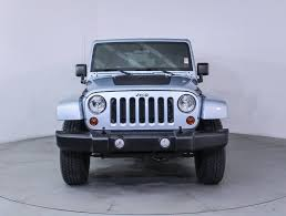 jeep arctic blue used 2012 jeep wrangler unlimited sahara artic edition suv for