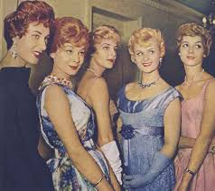 women hairstyle france 1919 1950s directoire hairstyles from paris glamourdaze
