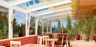 veranda vetro balconi con verande in vetro liamento spazi abitativi da finstral