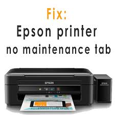 epson l replacement instructions epson printer no maintenance tab in printing 2018 komptek davao