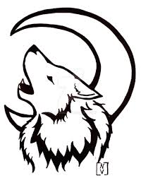 howling wolf tattoo by okami365 on deviantart
