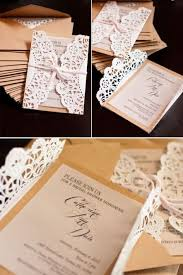 burlap wedding invitations diy burlap and lace wedding invitations kac40 info