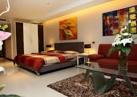 1 Bedroom Flat Interior Design Great 1 Bedroom Apartment Interior Design Color Ideas 47 For Your