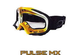 tear off goggles motocross fusion goggles pulse mx