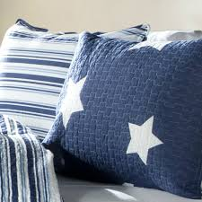 Navy Blue Coverlet Queen Full Queen Navy Star And Stripes At Night Quilt Coverlet