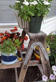 Outdoor Garden Crafts - after garden deck patio decor hometalk