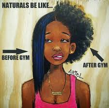 Nappy Hair Meme - 22 things women are just not in the mood for natural african hair
