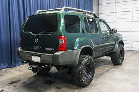 lifted nissan frontier lifted 2002 nissan xterra supercharged 4x4 northwest motorsport