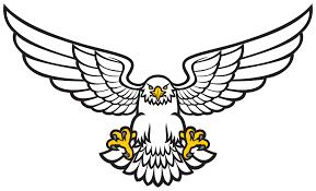 eagle tattoo clipart eagle wings tattoos designs eagle wings tattoo clipart best