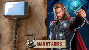 how to make thor s hammer mjolnir from marvel s upcoming film thor