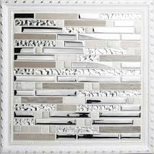 Mirrored Mosaic Tile Backsplash by Fresh Mirror Tile Backsplash Diy 11618