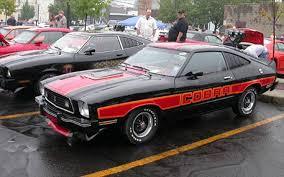 mustang 1975 cobra 1975 ford mustang cobra ii trends car