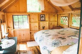 rustic cabin on organic farm barred owl getaway me 1 hipcamper