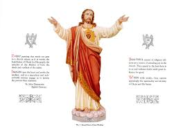 home interior jesus figurines our legacy daprato rigali studios