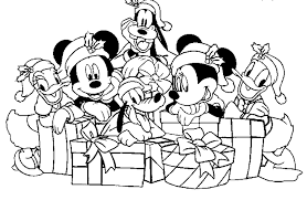disney christmas coloring pages free 476705 coloring pages