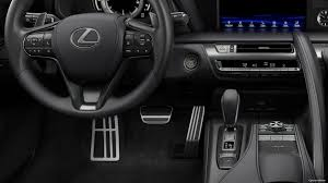 lexus alcantara interior lexus comfort and design features exterior and interior styling