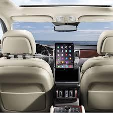 support tablette voiture entre 2 sieges support d appuie tête de siège de voiture réglable pour