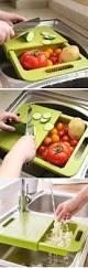 Kitchen Sink Cutting Board by 28 Best Rangement Pratique Et Déco Images On Pinterest Ranger