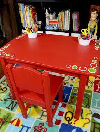 Kid Desk Ikea 10 Diy Desks For Craft And Studying Shelterness