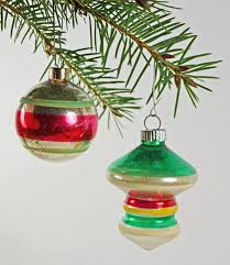 vintage christmas ornaments charming vintage christmas decorations