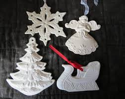 plaster ornaments etsy