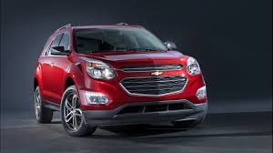 chevrolet equinox back fresh face chevrolet introduces restyled 2016 equinox