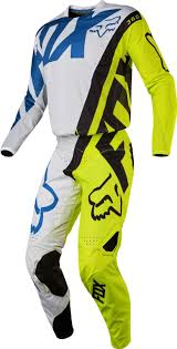 orange motocross gear hc navy white fox motocross gear for kids falcon youth hc navy