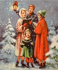 christmas carolers 691 best christmas caroling images on christmas cards