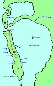 battle of sphacteria wikipedia