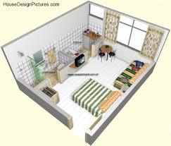Studio Apartment Design Ideas Small Apartment Design With Floor Plan Housedesignpictures Com