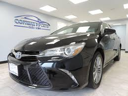 used 2015 toyota camry for 2015 used toyota camry 4dr sedan i4 automatic se at conway imports