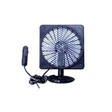 plug in car fan car fan with cigarette lighter plug concorde car accesories center