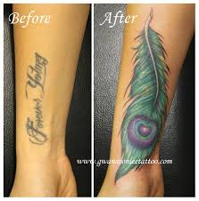 tattoo nightmares peacock cover up peacock feather tattoo cover up art pinterest peacock feather
