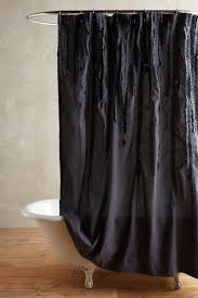 Ombre Ruffle Shower Curtain Curtain Maison Decor New Additions To My Plaidcurtains Buffalo