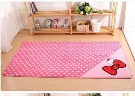 kt cat kitty game mat carpet floor mats 50 120cm