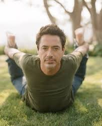 Robert Downey Jr Vanity Fair Red Carpet Yogi Rockstars
