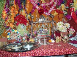 How To Decorate Janmashtami At Home Hemal Kashyap Shri Krishna Janmashtami Decoration