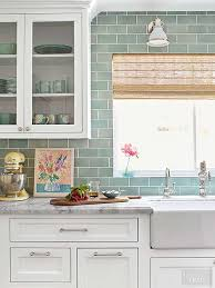 blue kitchen tile backsplash best 25 blue subway tile ideas on blue kitchen tiles