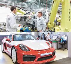 porsche factory quality control at porsche u0027s leipzig factory torque