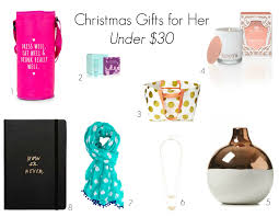 Christmas Presents For Her Stylehunter Collective Christmas Gifts For Her Under 50