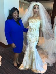 bahama wedding dress tekay designs of the brides at bahamas bridal show tk designs