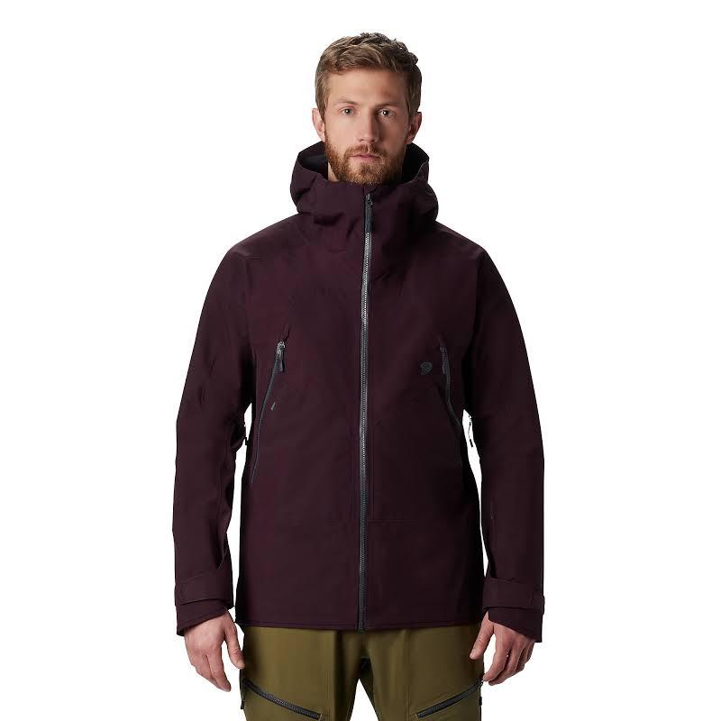 Mountain Hardwear Boundary Ridge Gore-Tex 3L Jacket Darkest Dawn Extra Large 1853971509-XL