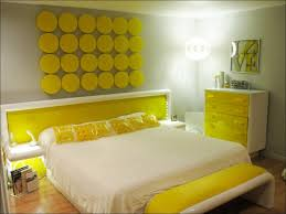 Yellow Feature Wall Bedroom Bedroom White Vintage Bedroom Yellow Wall Room Bedroom Color
