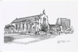 welsh artist depicts sarasota county for historic preservation
