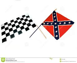 Confederate Flag Black And White Crossed Flags Stock Photo Image Of Squares Sports Checkered
