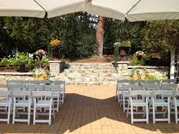 outdoor wedding summerland ornamental gardens ttm events kelowna