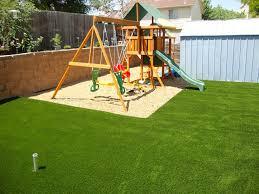 backyard playground flooring ideas home outdoor decoration