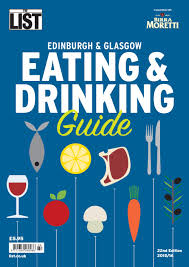 eating and drinking guide by the list ltd issuu