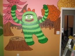 yo gabba gabba bedroom decor 13 best halloween images on pinterest